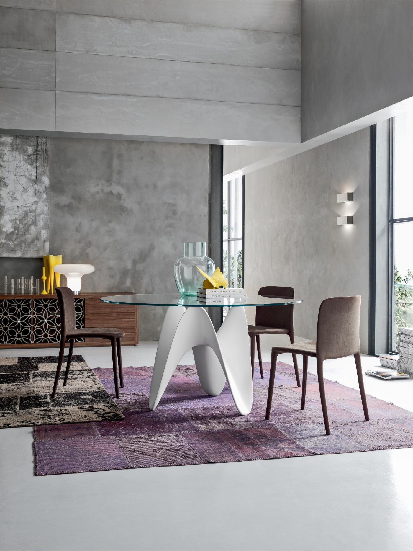 Tonin Casa Big Gaya Dining Table