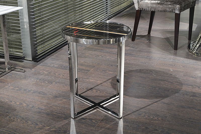 Stone Intl 0361-SN-HP.4 accent table