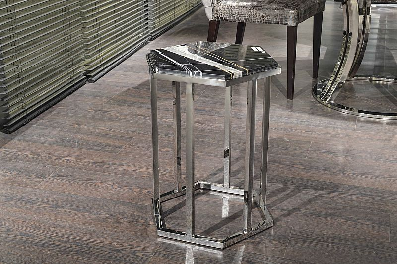 Stone Intl 0362-SN-HP.4 accent table
