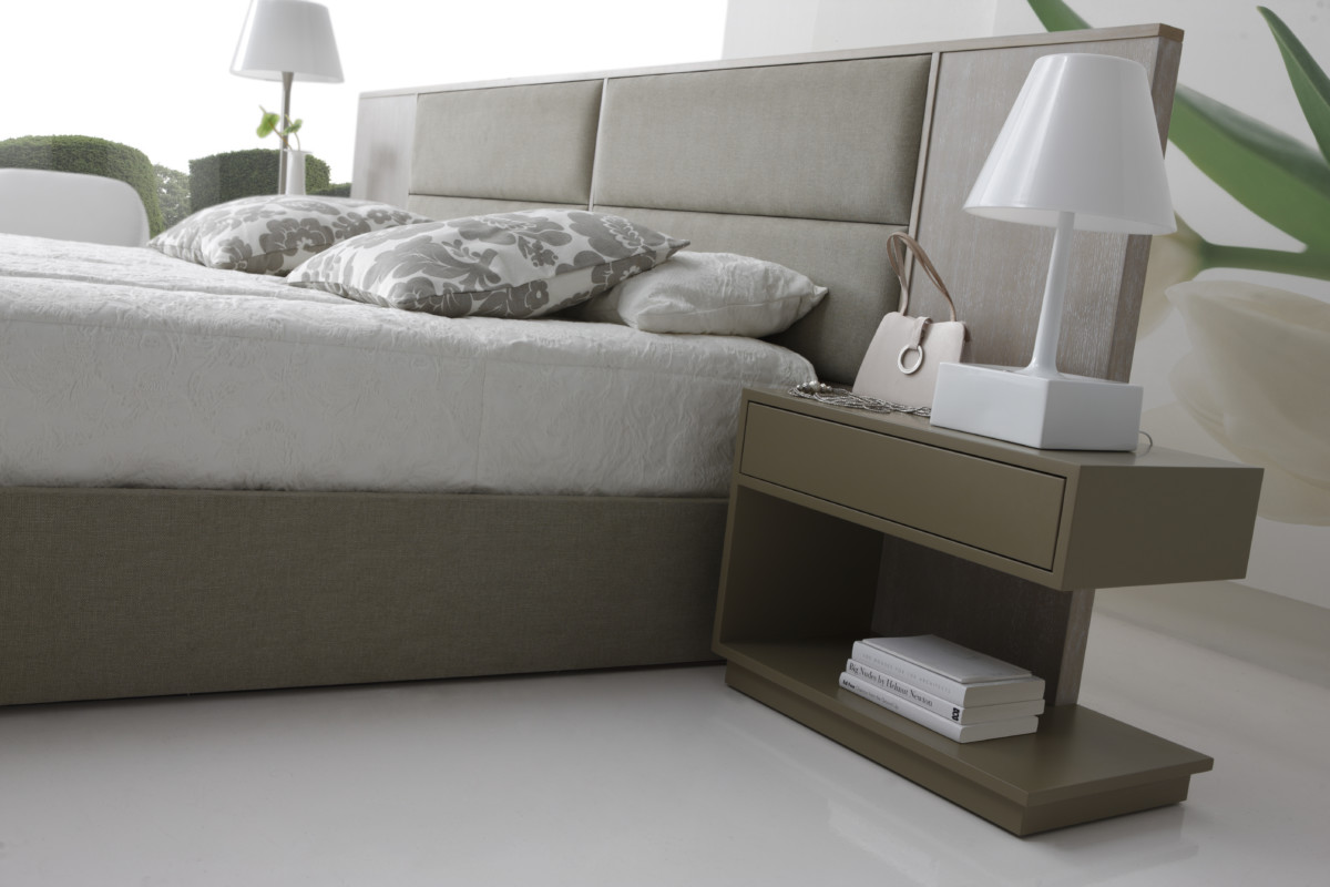 Mobil Fresno Mijo bed detail view