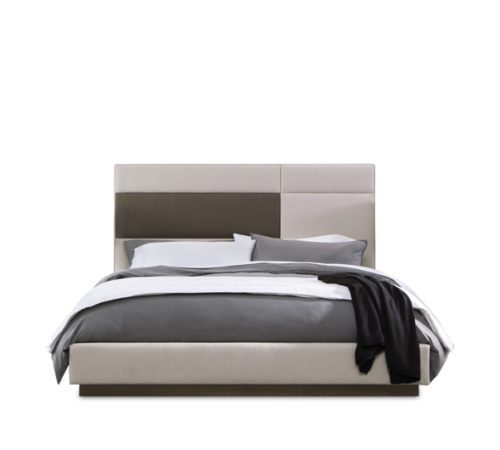 Weiman upholstered bed