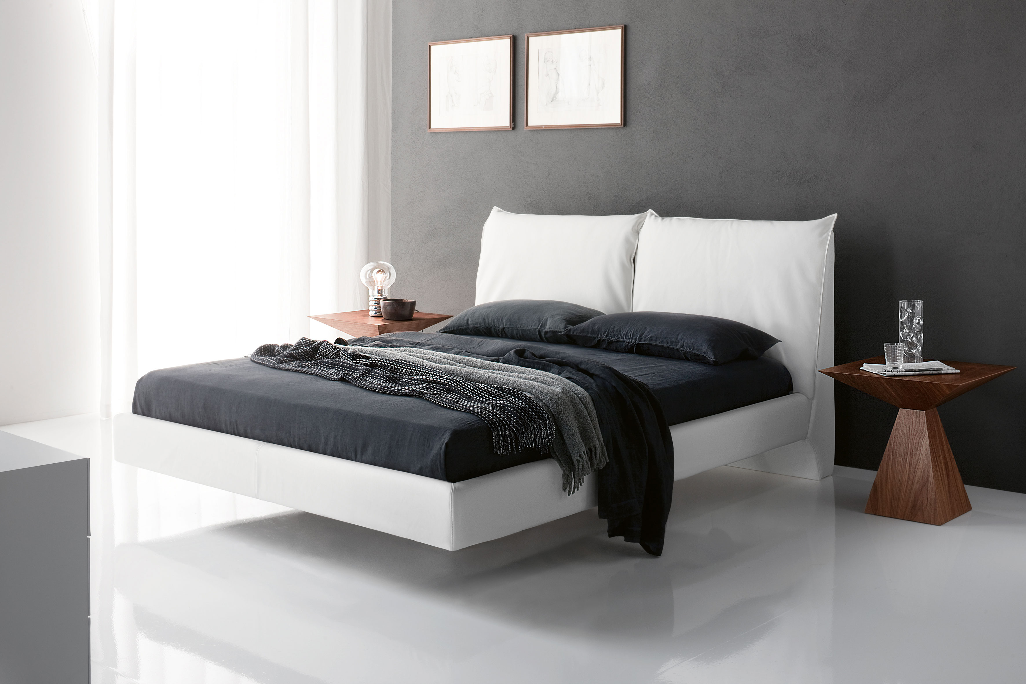 Cattelan Italia Lukas bed
