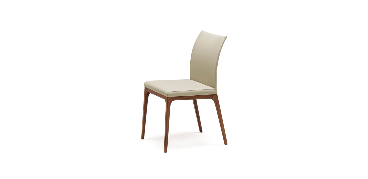 Dining chairs Cattelan Italia style Arcadia low back chair