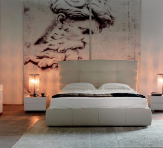 Cattelan Italia Marshall bed