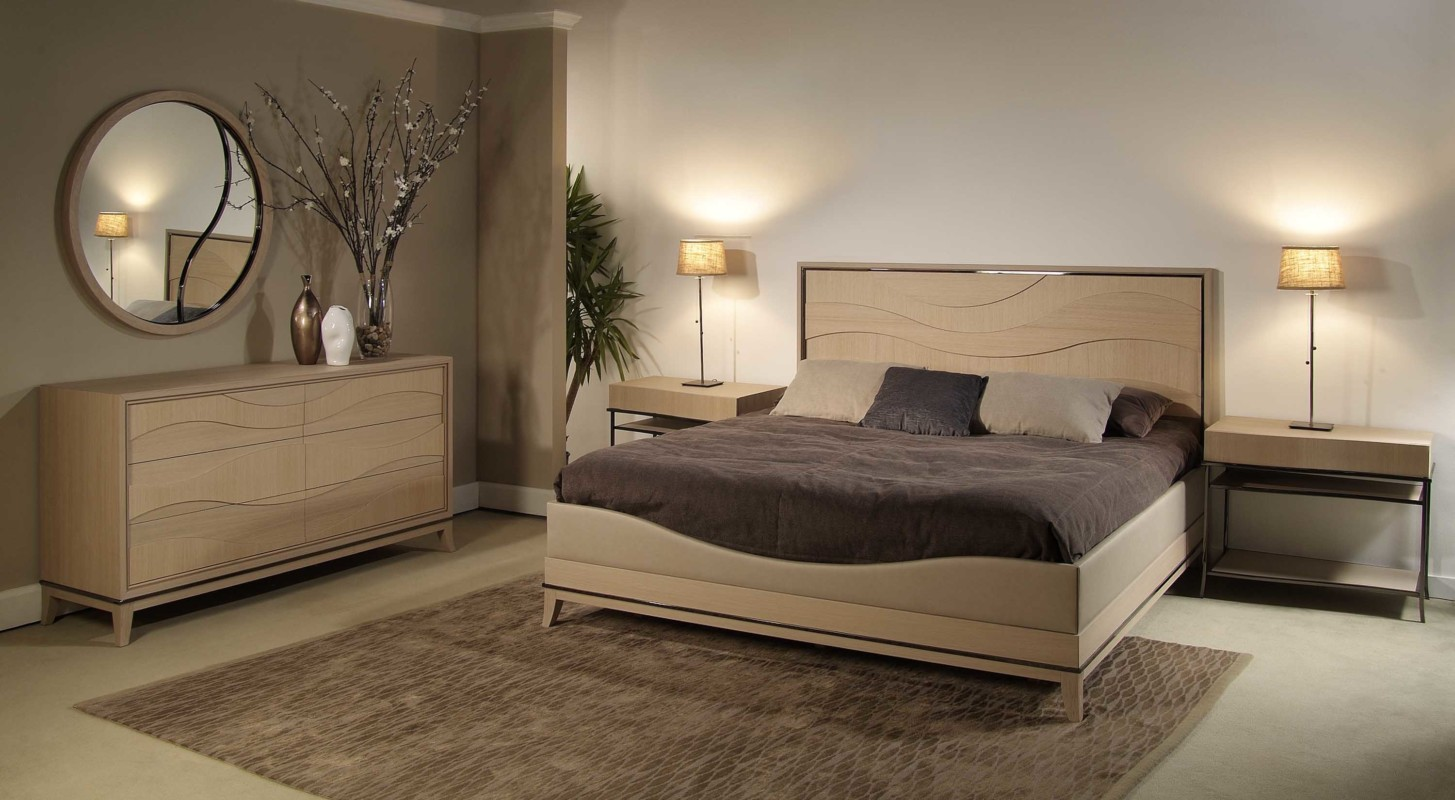 Mobil Fresno Artisan bedroom