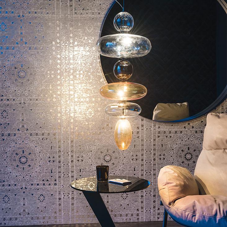 Cattelan Italia Baban ceiling lamp, pendant, chandelier