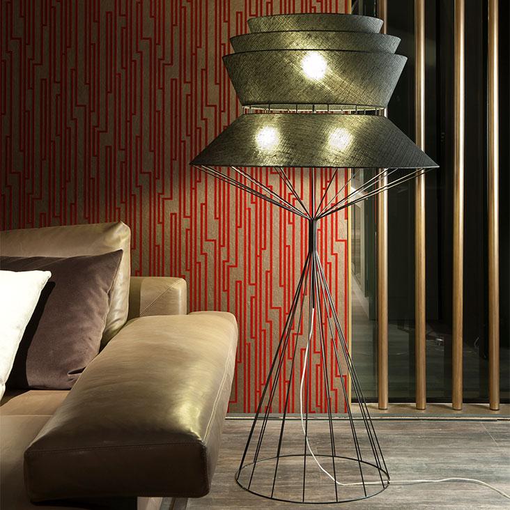 Cattelan Italia Bolero floor lamp, pendant, chandelier