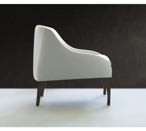 Nathan Anthony Caffe chair side view