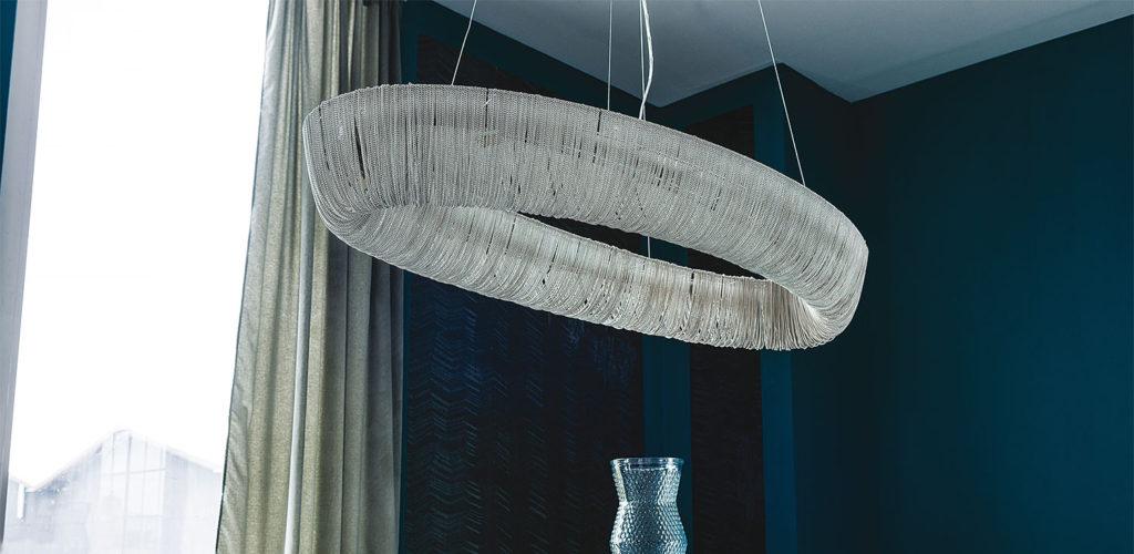 Cattelan Italia Cellini ceiling lamp, pendant, chandelier