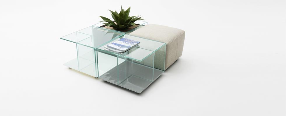 Dellarobbia cubic cocktail tables