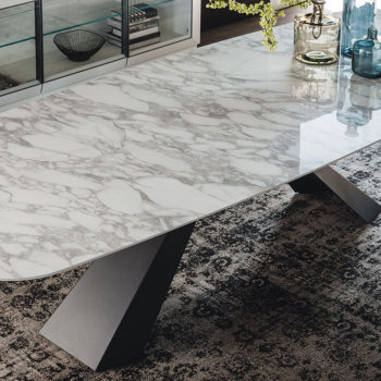 Cattelan Italia Eliot table keramik top