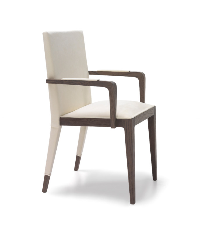Planum Mobil Fresno Essencial dining arm chair