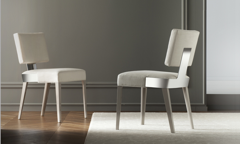 Dining chairs from Costantini Pietro style Focus