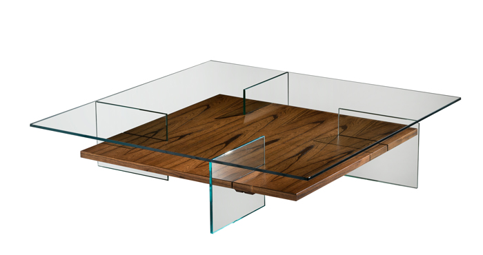 RS collection Fort cocktail table