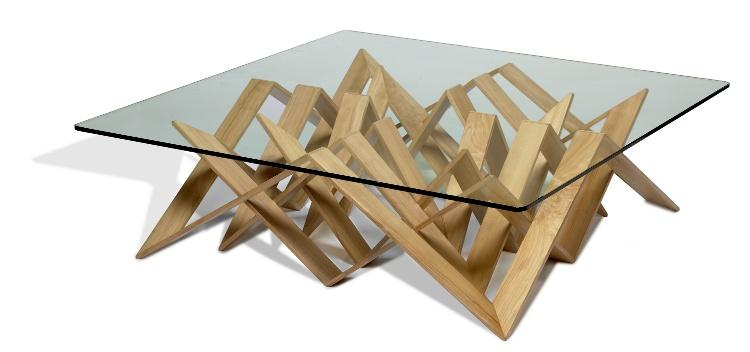Oggetti Futura cocktail table