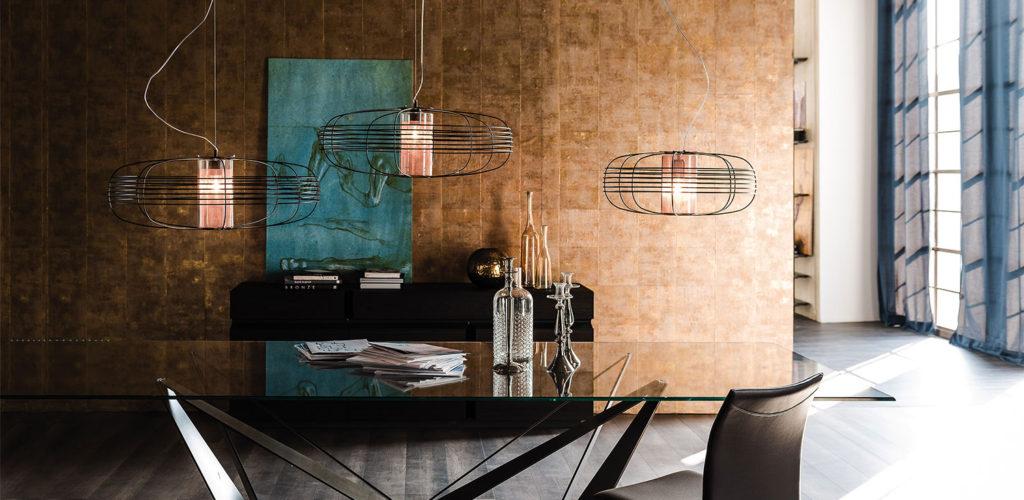 Cattelan Italia Galaxy ceiling lamp, pendant, chandelier