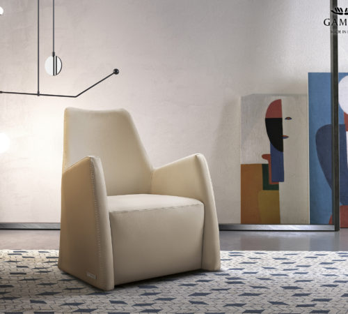 Gamma Kate swivel chair