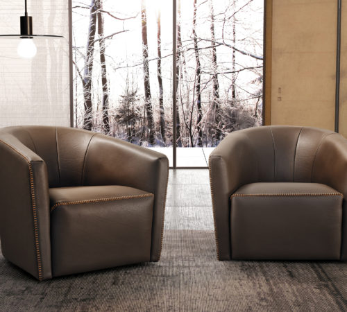 Gamma Preety swivel chair