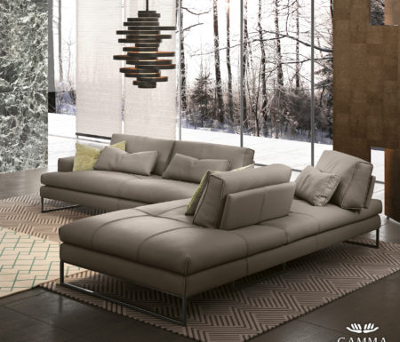 Gamma Sunset sectional