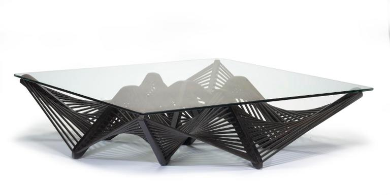 Oggetti Geo cocktail table