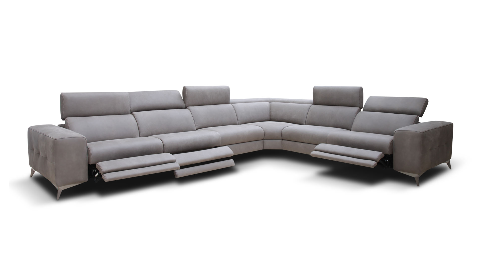 Bracci Tessa power sectional