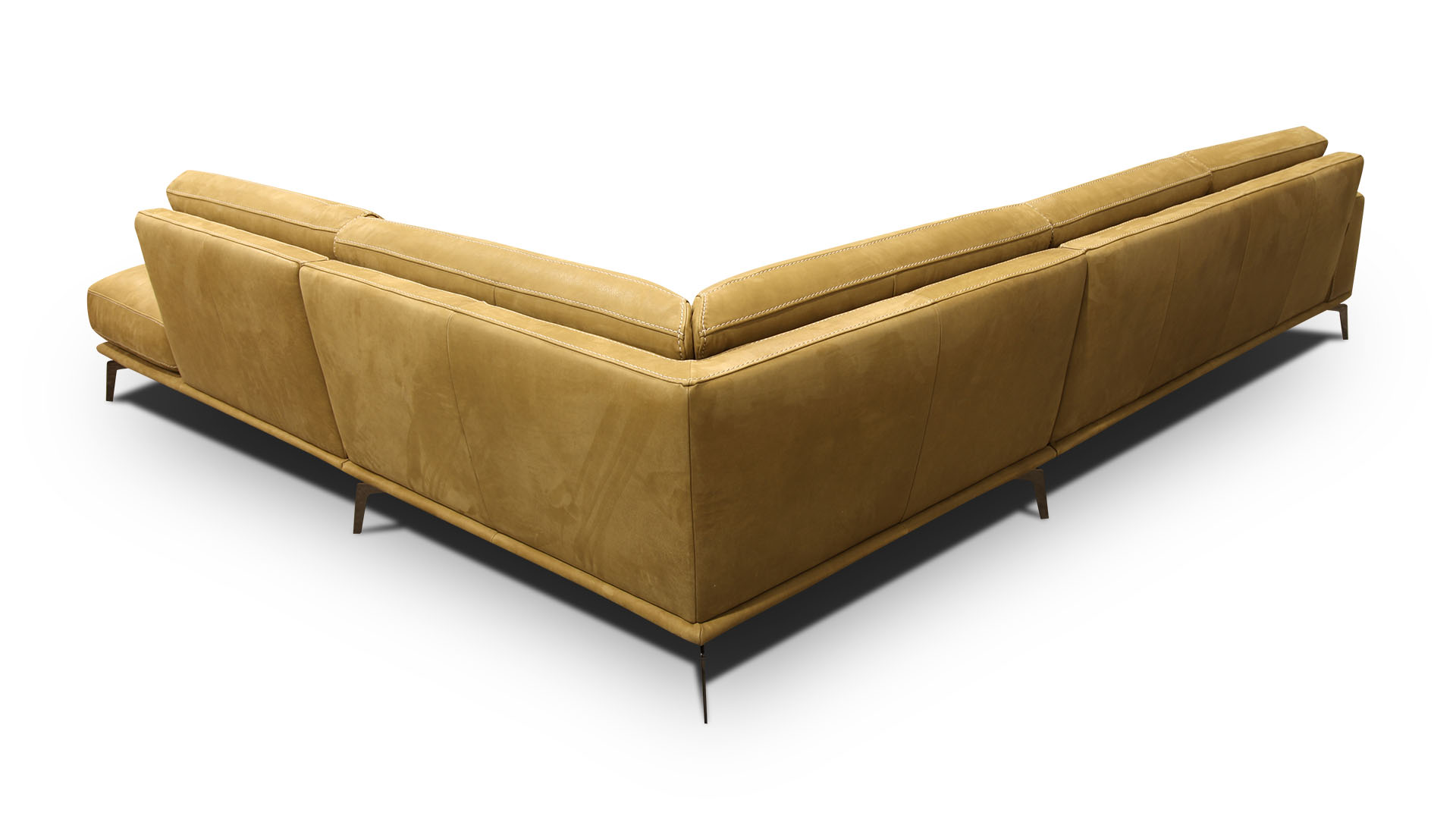 Bracci Brera sectional back view