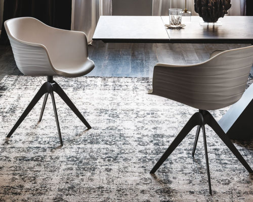 Dining chairs Cattelan Italia style Indy chair