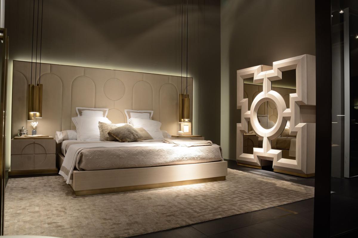 Mobil Fresno iland Parma bedroom