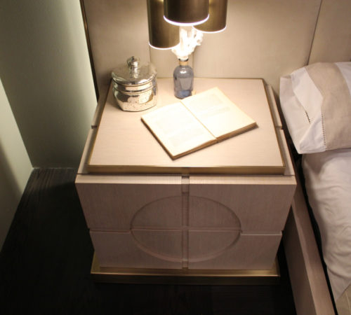 Mobil Fresno Iland night stand top view