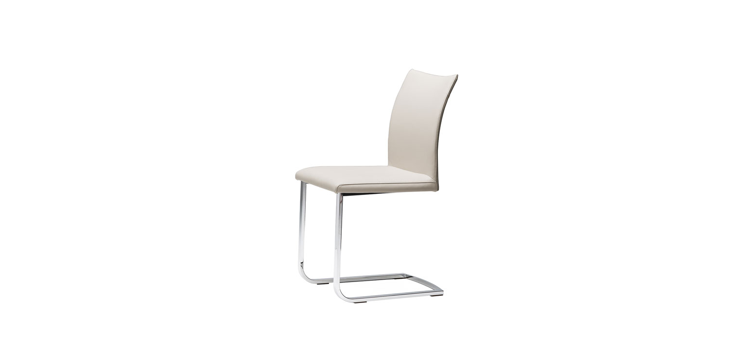 Dining chairs Cattelan Italia style Janet low back