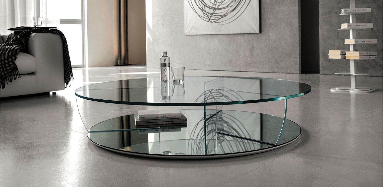 Tonelli kadir round cocktail table