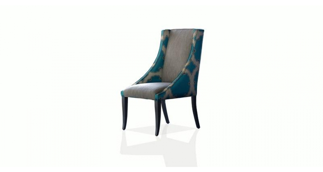 Dining Chairs Nathan Anthony style Leslie chair