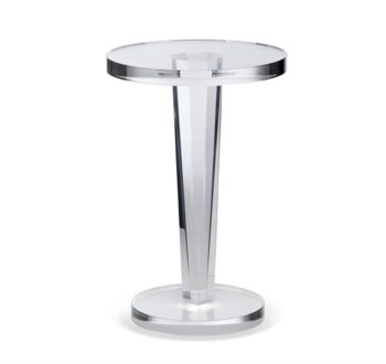Interlude Liora side table