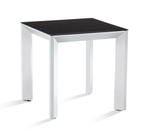 MILO SIDE TABLE STAINLESS