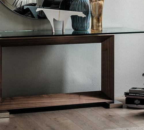 Cattelan Italia Monaco wood console