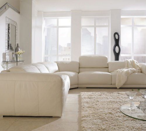 American Leather Malibu sectional