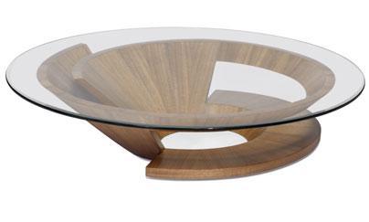 Oggetti Nautilus cocktail table