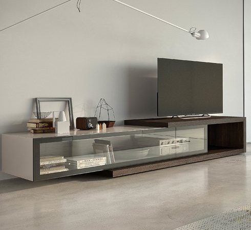 Pianca People Media Cabinet