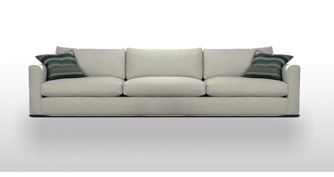 Nathan Anthony Rocco large sofa