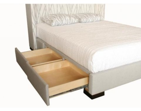 SHELTER BED WITH DRAWERS