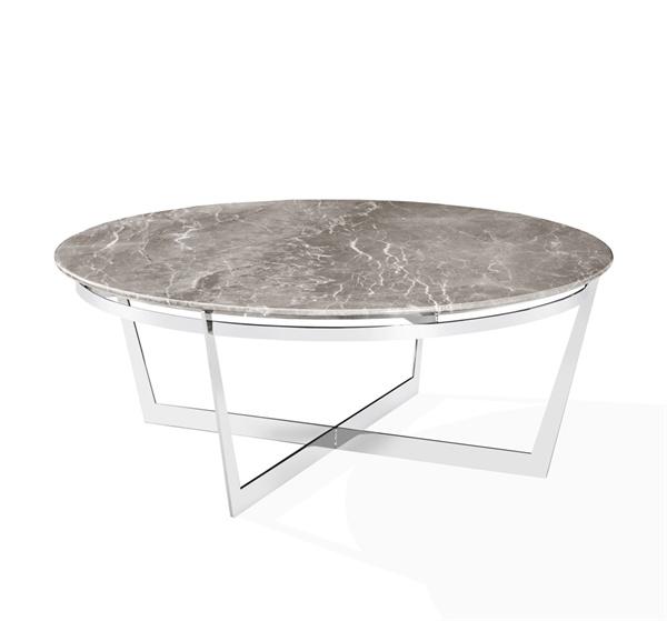 Interlude Wyatt cocktail table
