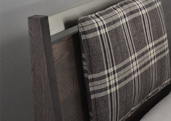 Trica avenue bed detail