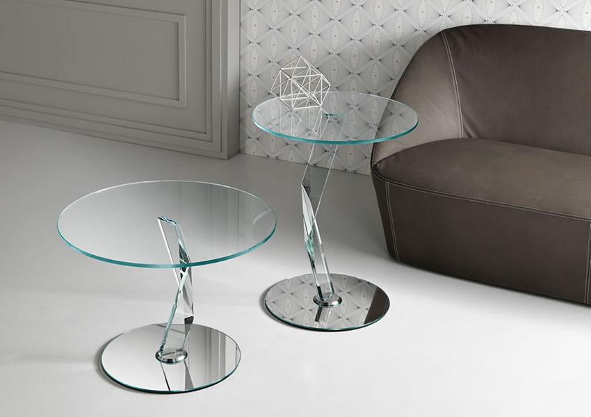 Tonelli Bakkarat end & accent tables