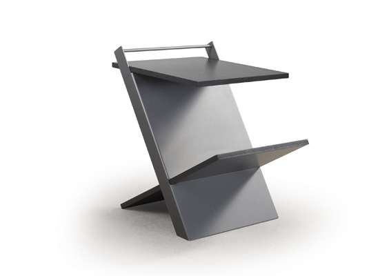 Trica gravity occasional mag table
