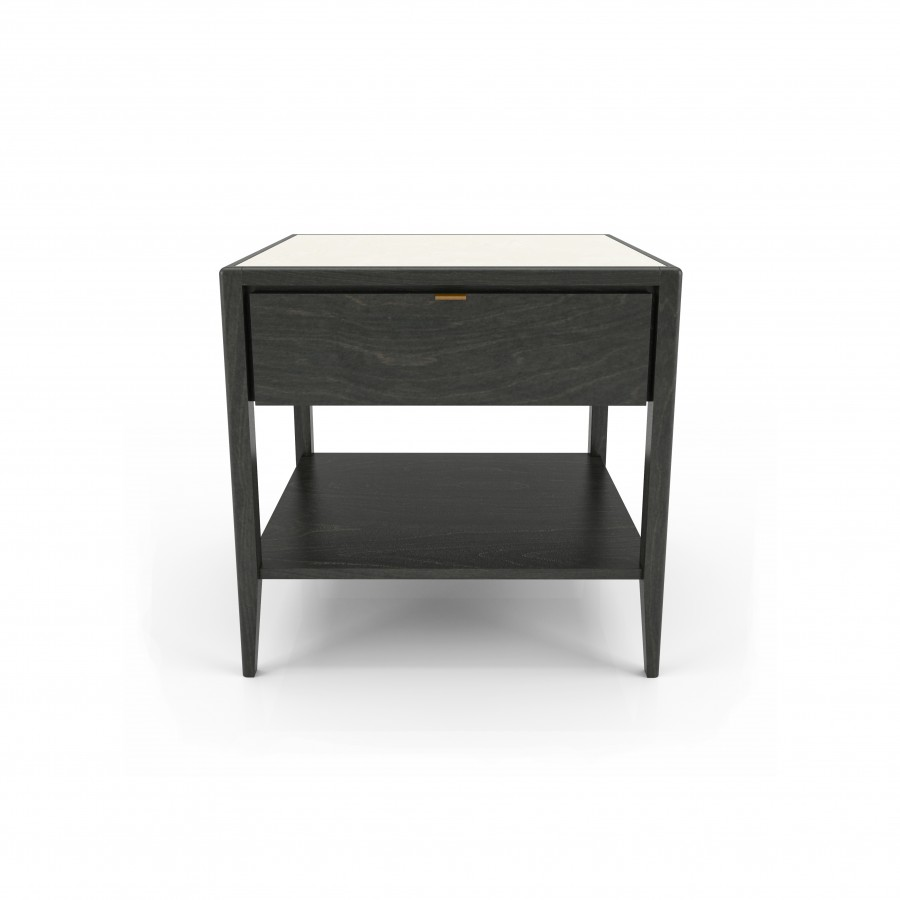 HUPPE WINSTON ONE DRAWER NIGHT STAND