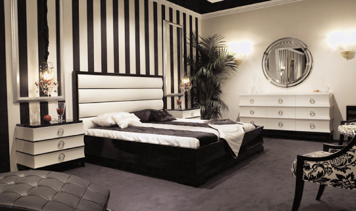 Mobil Fresno Savoy bedroom